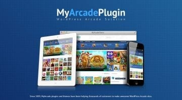MyArcadePlugin – WordPress Arcade Plugin